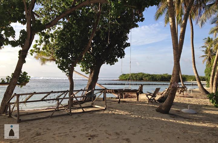 몰디브로컬섬