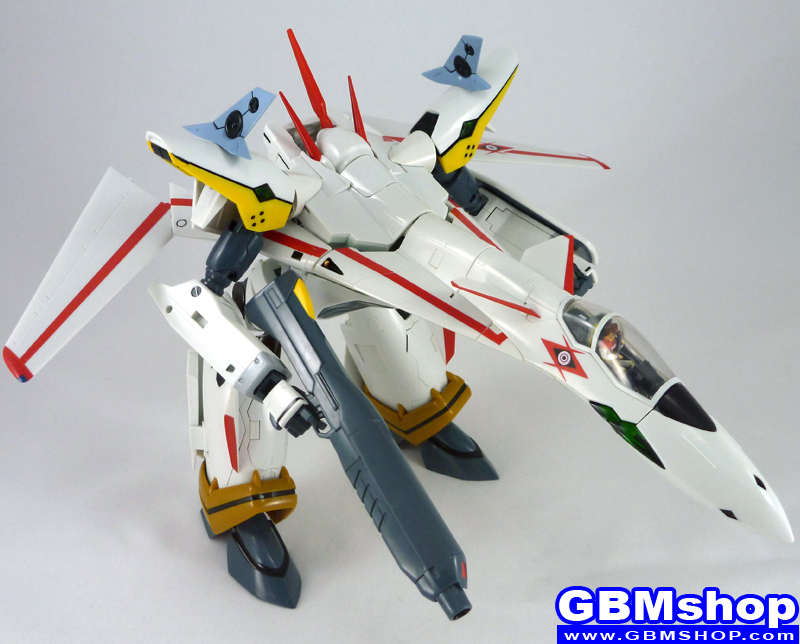Macross 7 VF-19P Excalibur Planet Zola Patrol Color GERWALK Mode