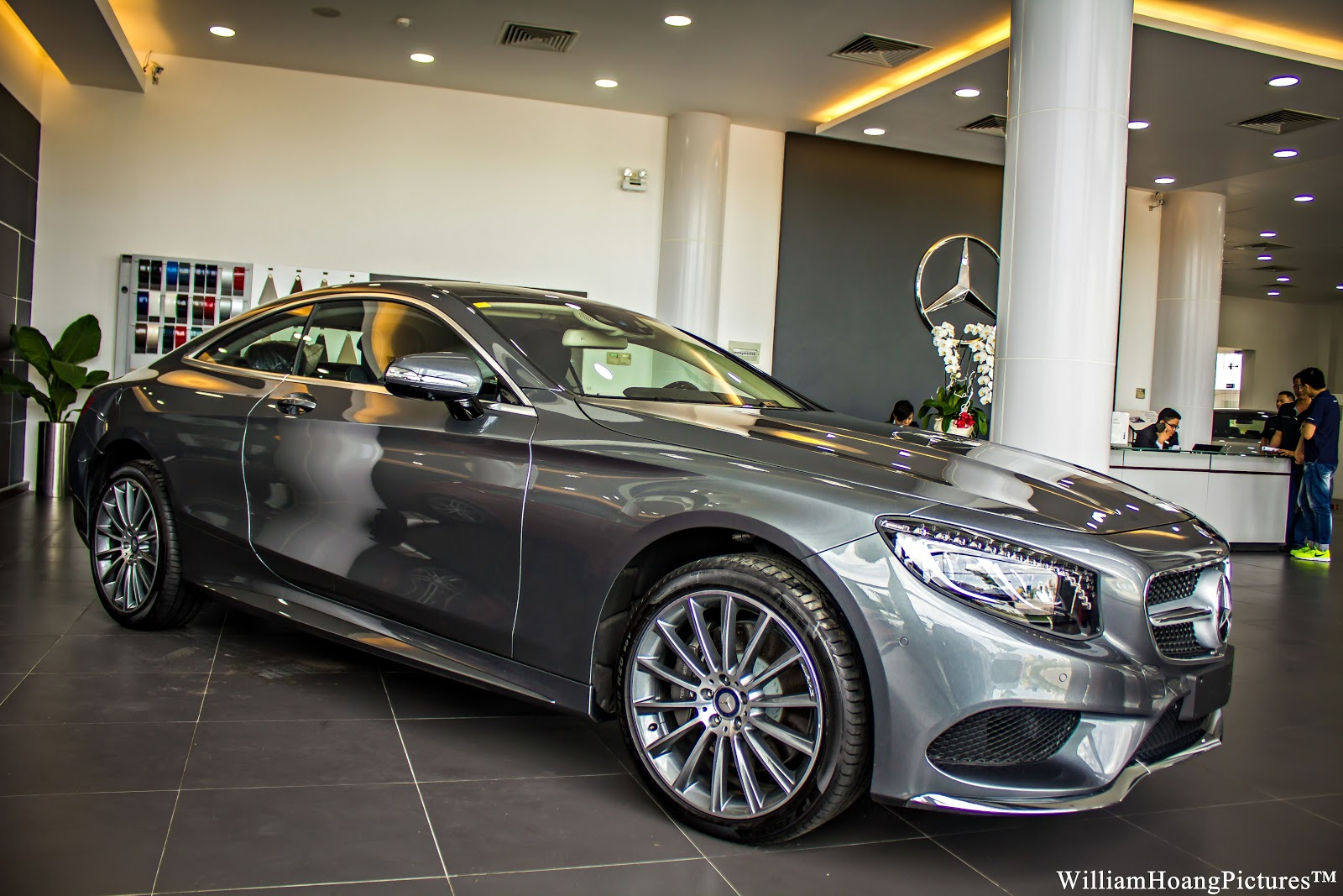 Mercedes Benz S500 4Matic Coupe 2016