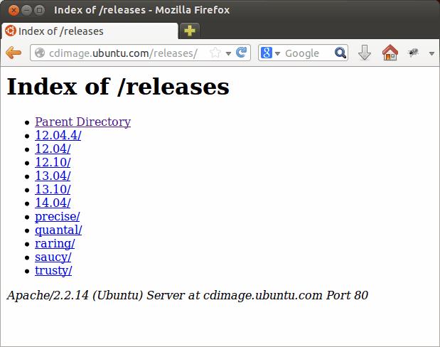 ¿Dónde descargar Ubuntu y sus anteriores versiones?