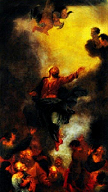 Ko Dievs pats saka par debesīm?