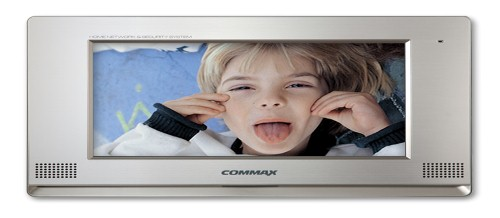 COMMAX VIDEO INTERCOM FOR RESIDENTIAL OR COMMERCIAL