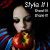 Style It! Shoot It! Share It!