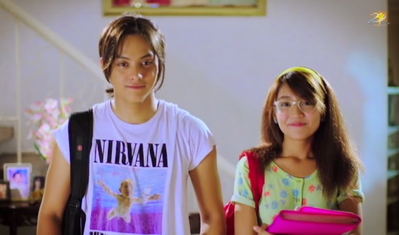 video she's dating the gangster teaser is here
