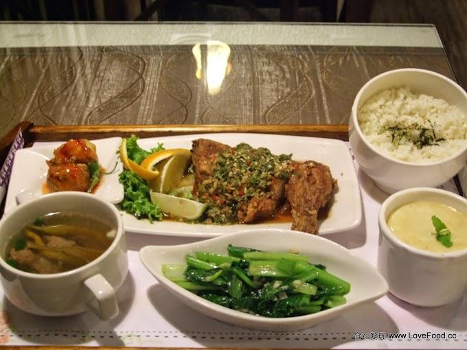 宜蘭羅東【秘密花園】蘭陽風味套餐