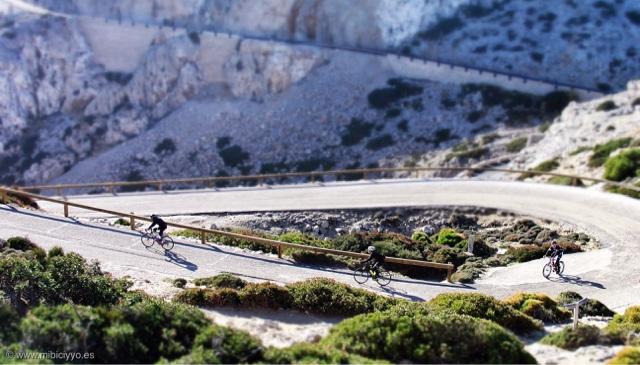 Carretera al Faro de Formentor