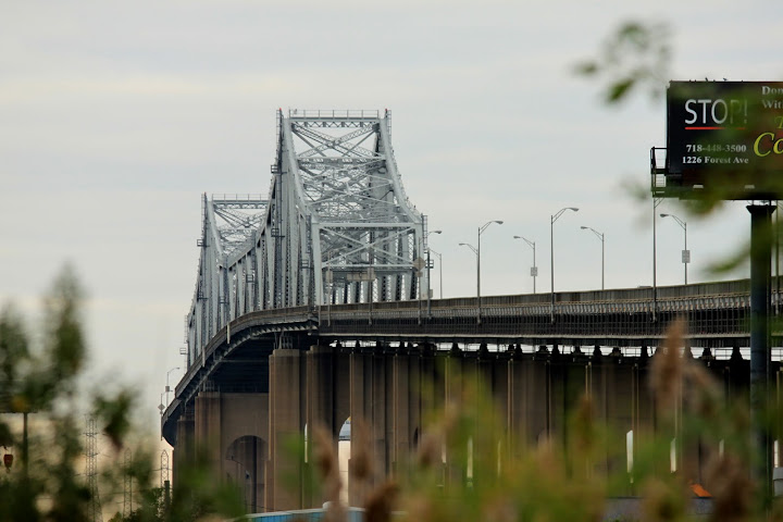 Gothals Bridge from Staten Island