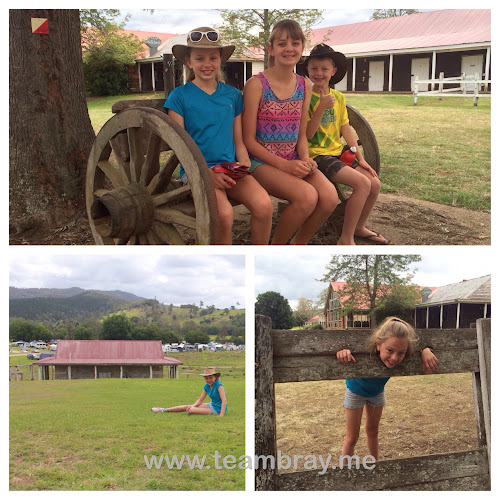 Teambray at Kenilworth Homestead