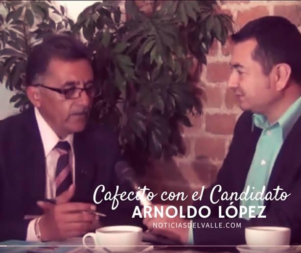 Cafecito con el Candidato - Arq. Arnoldo López - URNG