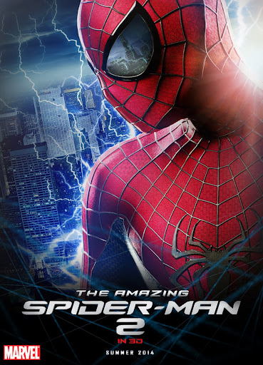 The Amazing Spider Man 2 - Rise of Electro - Sự Trỗi Dậy Của Người Điện