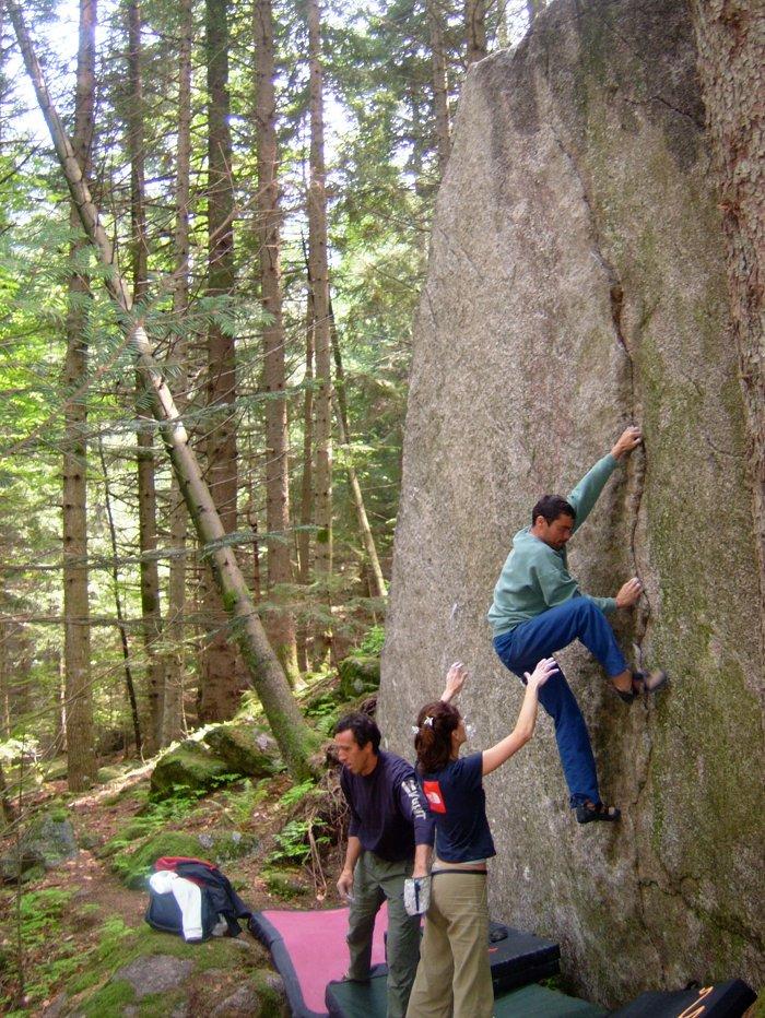 Masino climbing bagni masino bouldering - Bagni di masino ...