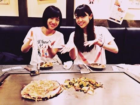 Yano Yuuka & Yamaya Kasumi