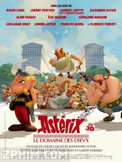 Asterix: Vùng Đất Thần Thánh - Asterix: The Mansions of the Gods (2014) Poster