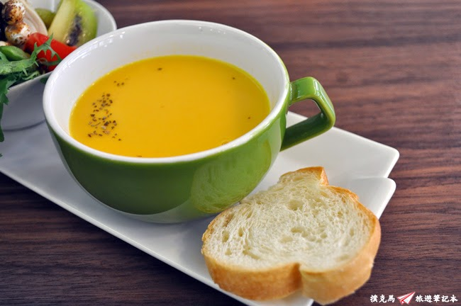 晨市輕食胡蘿蔔濃湯