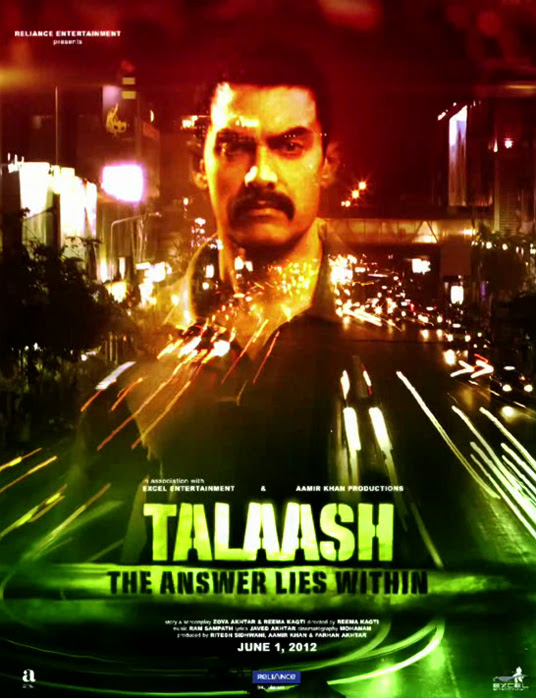 Cover of Talaash (2012) Full Hindi Movie Video Songs Free Download Watch Online at Alldownloads4u.Com