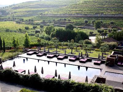 Aquapura hotel in Portugal