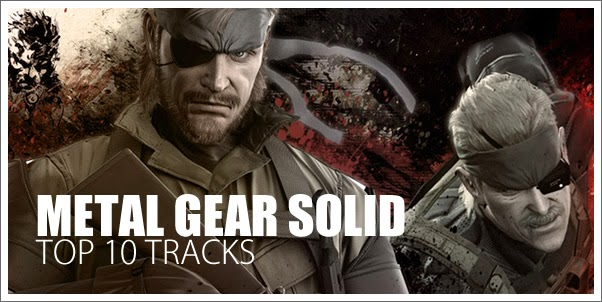 Top 10 Metal Gear Solid Tracks