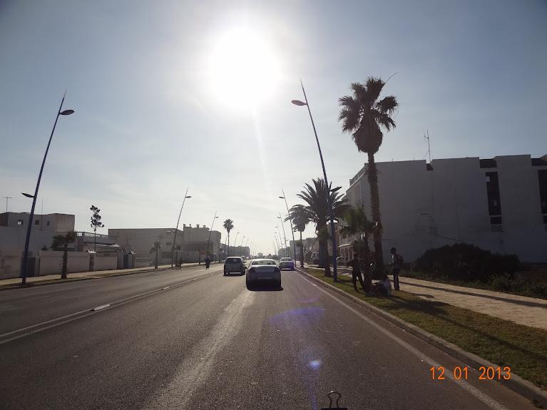 marrocos - Marrocos e Mauritãnia a Queimar Pneu e Gasolina DSC05459
