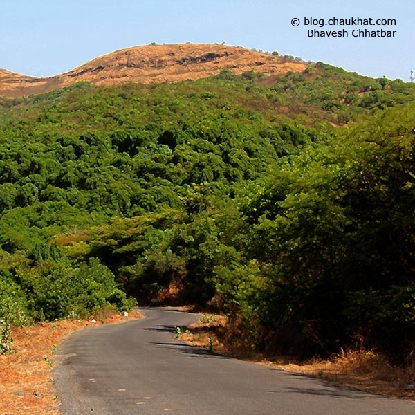 The beauty of Bhor area in the Western Ghats