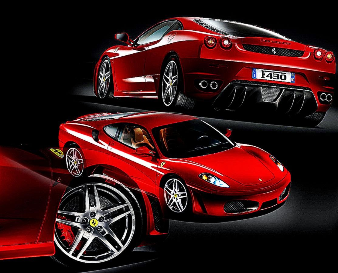 red ferrari wallpaper hd - photo #26