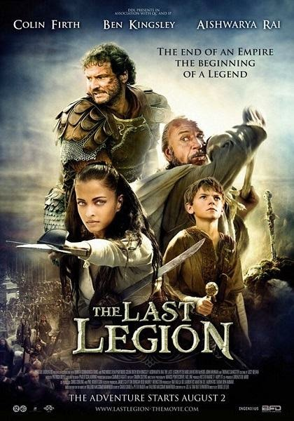 Poster Of The Last Legion (2007) Full Movie Hindi Dubbed Free Download Watch Online At Alldownloads4u.Com