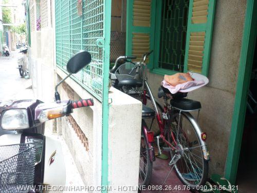 Bán nhà Nguyễn Đình Chiểu, Quận 3 giá 2, 6 tỷ - NT51