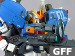 Earth Federation Forces (EFF) Task Force Alpha MSA-0011 S Gundam
