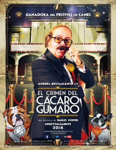 El crimen del cácaro Gumaro (2014) [DVD-Rip]