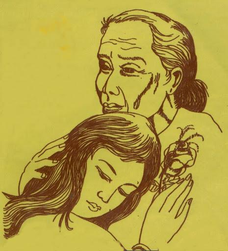 Mẹ & tô mỳ của một người lạ