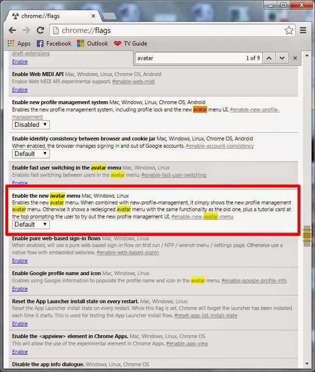 How to change font size of tabs and bookmarks chrome