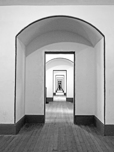 """""""Infinity of Doorways"""" by Garry Rose. Photography. $125"""