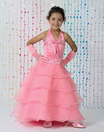 Blumenmädchen Kinder Pageant- Blumenkinder Kleider