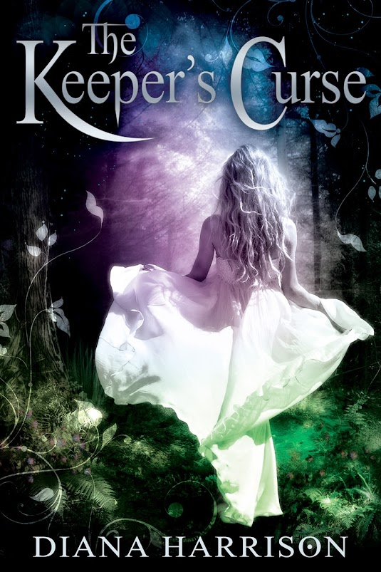 The Keepers Curse By Diana Harrison Book cover image