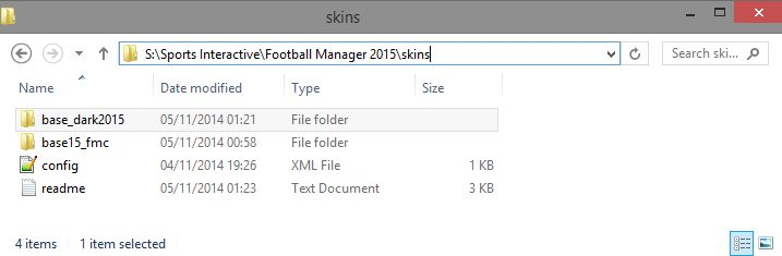 Base Skins for Football Manager 2015 - michaeltmurrayuk