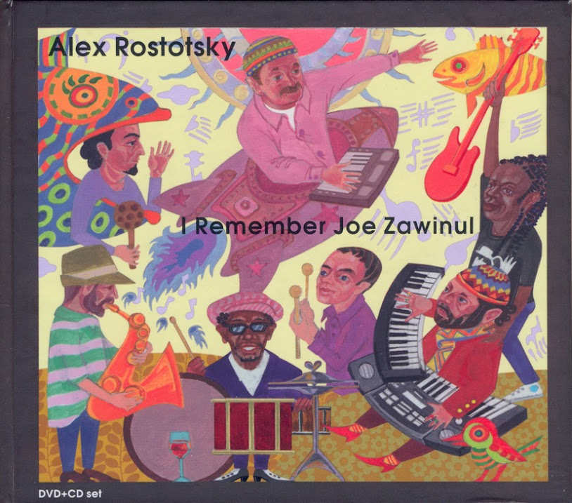 I remember Joe Zawinul
