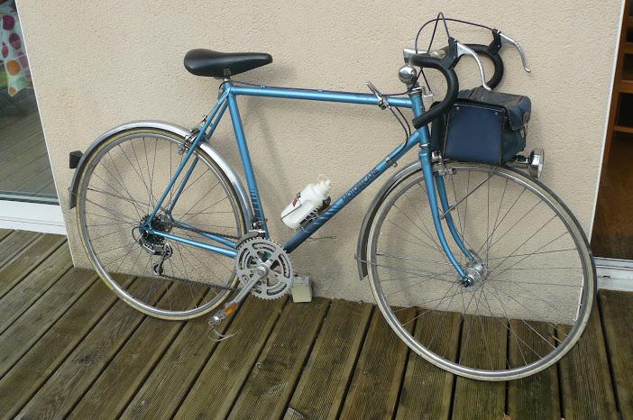Randonneuse Chanceau (vélo paternel) P1100762