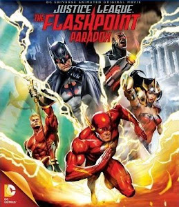 Justice League: The Flashpoint Paradox - Justice League The Flashpoint Paradox poster