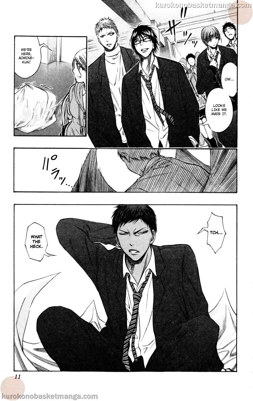 Kuroko no Basket Manga Chapter 100 - Image 09