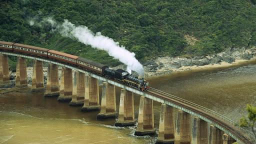 Tootsie Steam Train, Wilderness National Park, Western Cape, South Africa.jpg