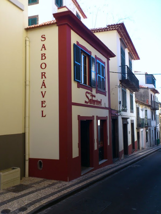 old Saborável factory
