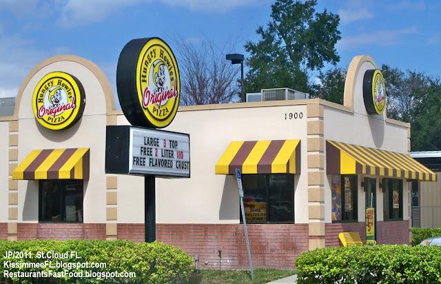 Hungry Howies Pizza Saint Cloud Florida 13th Street Restaurant St Fl