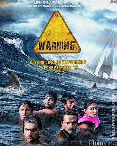 Vùng Biển Cấm - Warning poster
