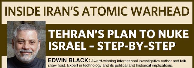 Author tours Canada to explain danger of Iran's nukes