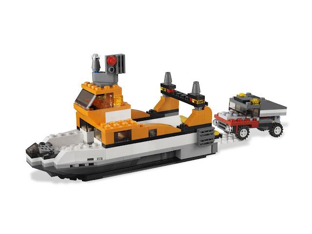 レゴ クリエイター・トランスポートヘリコプター 7345