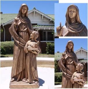 Catholic Church Goods Sugar Land | Mary Regina Inc at 3615 Highway 6, Sugar Land, TX