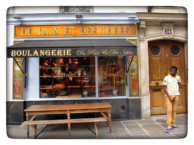 Du pain et des idees, boulangerie, paris pic: kerstin Rodgers