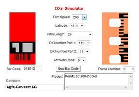 A film a DXn Simulator keresőjében