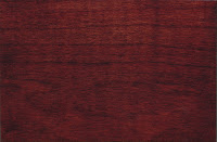 bing cherry wood sample