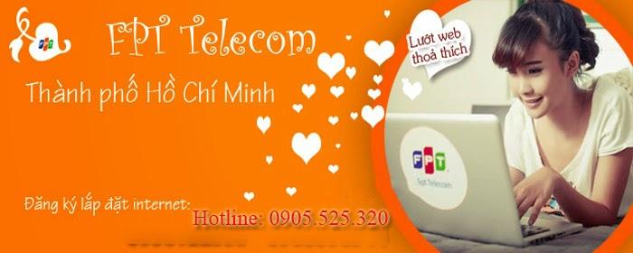 Đăng Ký Lắp Đặt Wifi FPT Quận Gò Vấp, Hồ Chí Minh