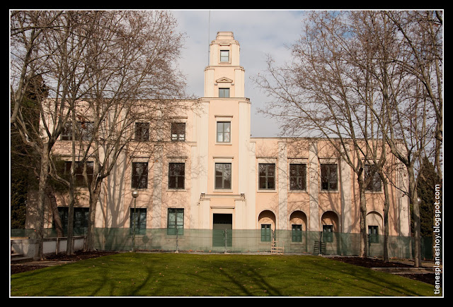 Palacete Quinta de los Molinos